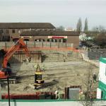 Under construction in 2008