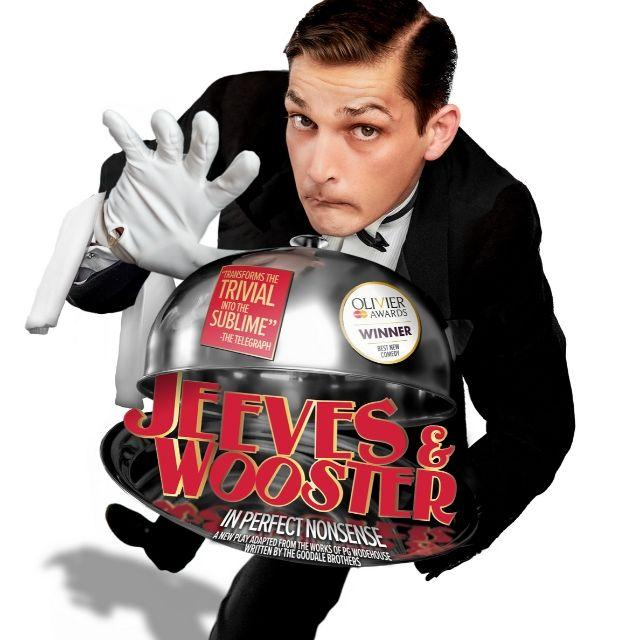 Jeeves and Wooster in Perfect Nonsense at Cornerstone, Didcot
