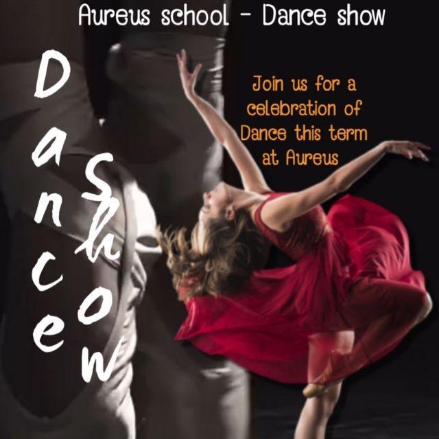 Aureus School Dance Show at Cornerstone Arts Centre