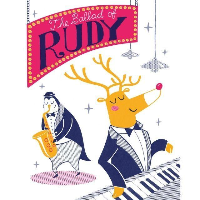 The Ballad of Rudy at Cornerstone Arts Centre, Didcot