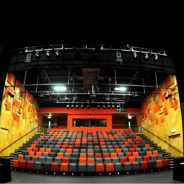 Cornerstone auditorium