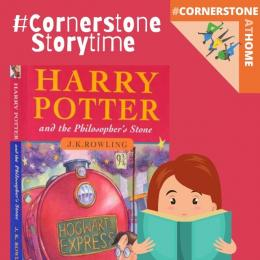 #CornerstoneStorytime - Harry Potter & The Philosopher's Stone