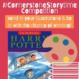 #CornerstoneStorytime Competition