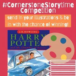 #CornerstoneStorytime Competition
