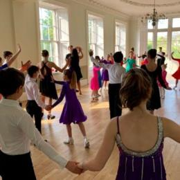 Beginner's Latin and Ballroom Dancing (School Years 1-6) at Cornerstone, Didcot