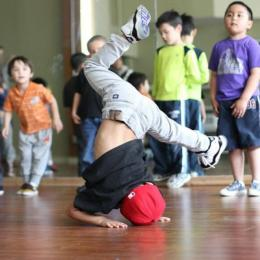 Beginner's Break Dancing School Years 7-13 at Cornerstone, Didcot