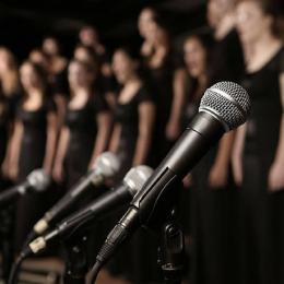 Choir at Cornerstone