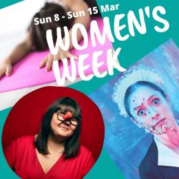 Women's Week at Cornerstone, Didcot
