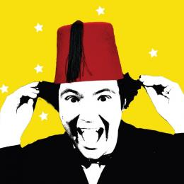 Tommy Cooper at Cornerstone