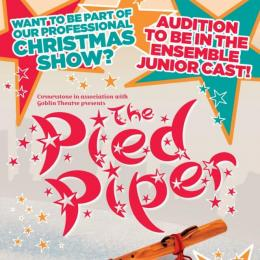 The Pied Piper at Cornerstone, Didcot