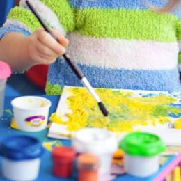 Paint Along With Me Sch Yrs 1-4 at Cornerstone, Didcot