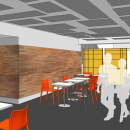visual of cafe bar enhancements