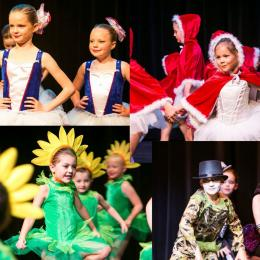 The Miss Breeze School of Dance's Fifth Anniversary Showcase at Cornerstone, Didcot