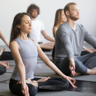 Yoga at Cornerstone, Didcot