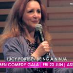 Lucy Porter - Being a Ninja