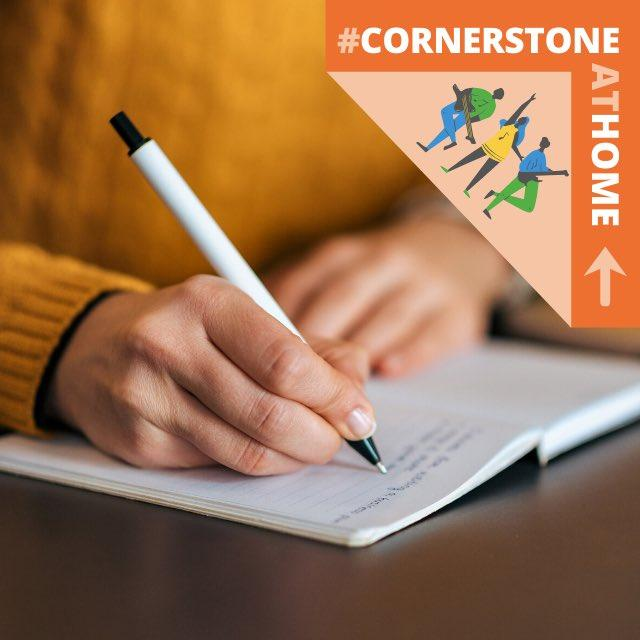 Cornerstone At Home Writers Club