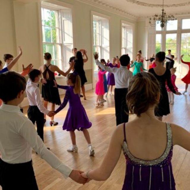 Beginner's Latin and Ballroom Dancing (School Years 1-6) at Cornerstone, Didcot