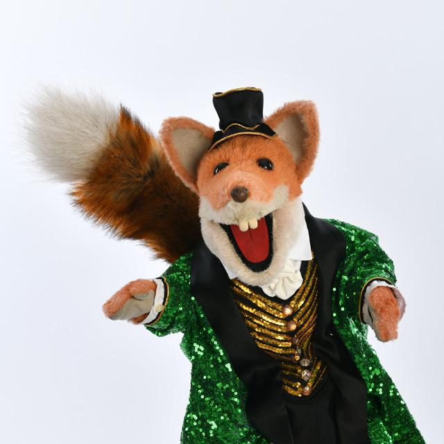 Basil Brush at Cornerstone, Didcot