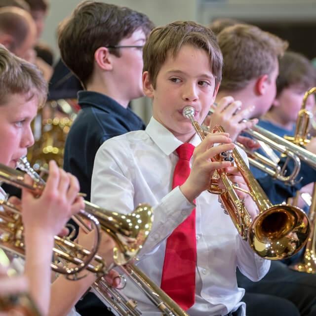 Junior Orchestras Concert at Didcot's Cornerstone
