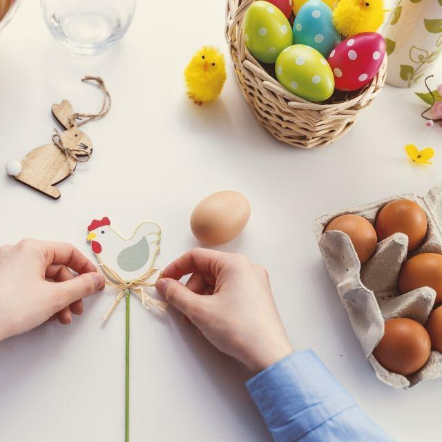 Make Your Own Easter Scene (School Years 1-6) at Cornerstone, Didcot