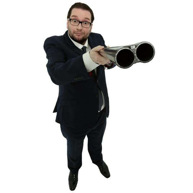 Gary Delaney at Cornerstone, Didcot