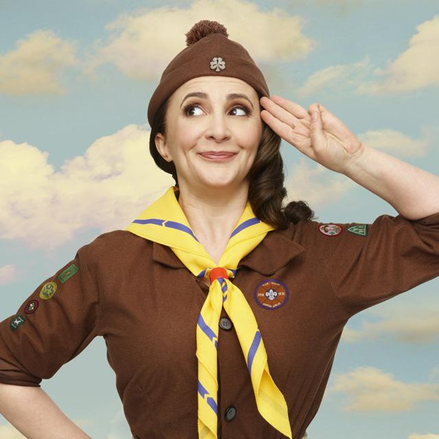 Lucy Porter: Be Prepared at Cornerstone, Didcot