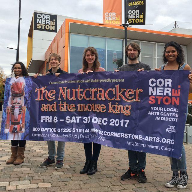 The Nutcracker Cast at Cornerstone, Didcot