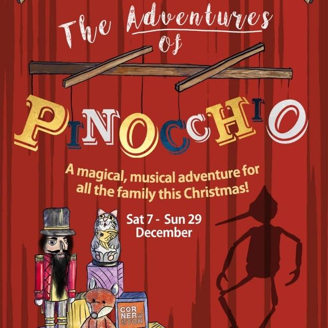 The Adventures of Pinocchio at Cornerstone