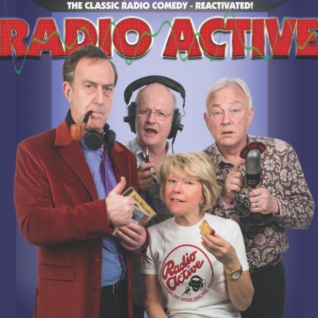 Radio Active at Cornerstone