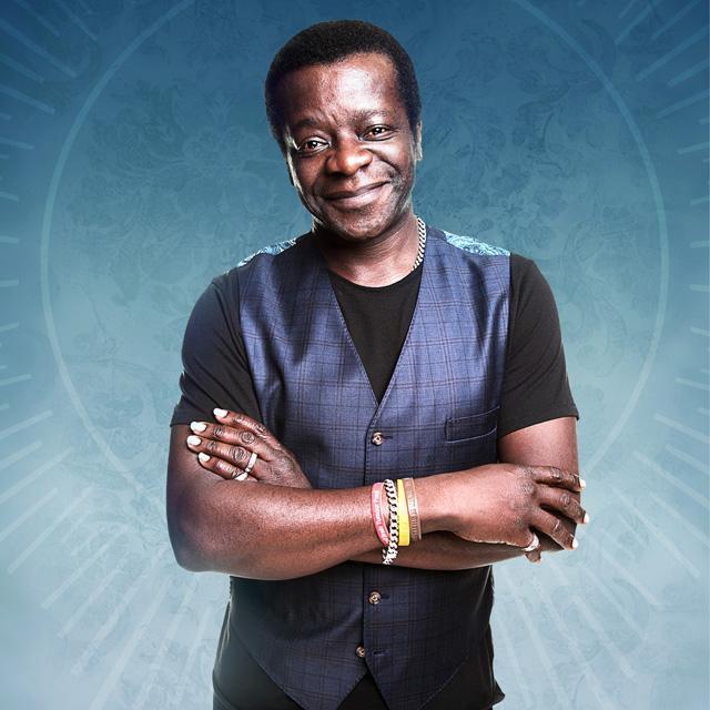 Stephen K Amos at Cornerstone, Didcot