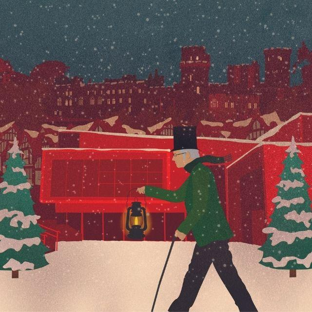 Street Theatre at Berinsfield Fair - Didcot Garden Party