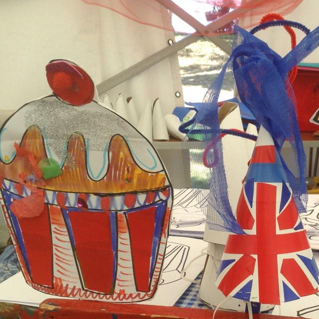 Yummy Cake Collages at Cornerstone, Didcot