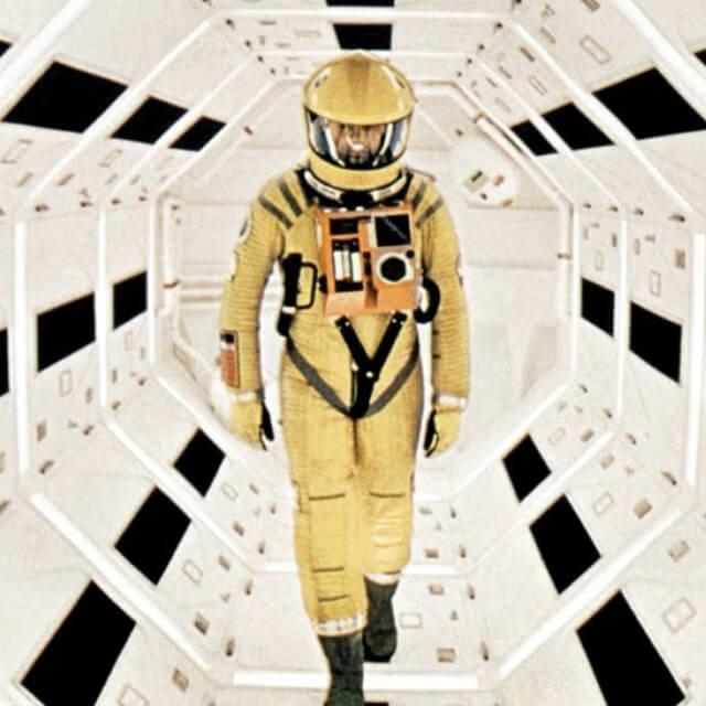 2001 A Space Odyssey Film for Didcot Film Club