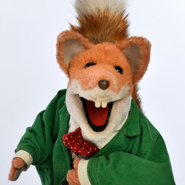 Basil Brush Unleashed at Cornerstone, Didcot