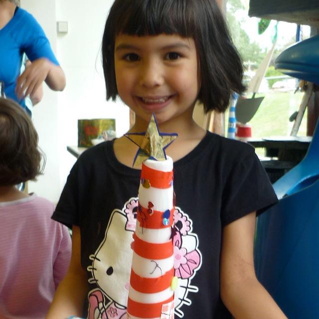 Super Sea Themed Workshop at Cornerstone, Didcot
