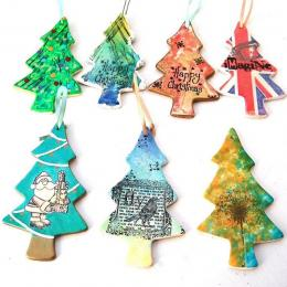 Make Your Own Christmas Tree Decoration at Cornerstone Didcot