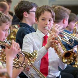 Junior Orchestras Concert at Didcot's Cornerstone