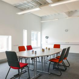 Flint room for business hire