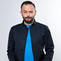 Interview with Geoff Norcott at Cornerstone, Didcot