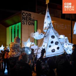 Lantern Procession in Didcot