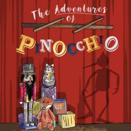 From the team behind behind The Nutcracker and the Mouse King and The Pied Piper, Cornerstone and Goblin Theatre present The Adventures of Pinocchio ​for Christmas 2019.