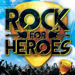 Rock for Heroes at Cornerstone