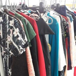 Swish Clothing Exchange at Cornerstone, Didcot