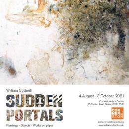 Sudden Portals, Cornerstone Arts Centre at Didcot