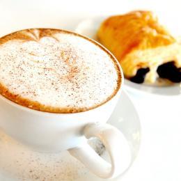 Coffee at Cornerstone