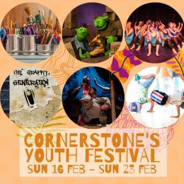 Cornerstone Youth Festival! (Sun 16 - 23 Feb) at Cornerstone, Didcot